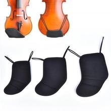 Protector Shoulder-Rest Violin Sponge-Cover Fiddle-Accessories Chin Soft for 1/8 4/43/4-bridge-type