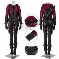 Speedy Costume Arrow Season 4 Cosplay Thea Queen Full Set Custom Made
