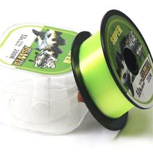 200 Meters Fishing Line High Strength Nylon Strong Pull Power Fishing Main Line 0.8-8.0 size