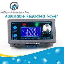 Buck – convertisseur CC ZK-4KX-30V, 4a, Module d'alimentation réglable, pour la recharge de batterie solaire, CNC, 0.5