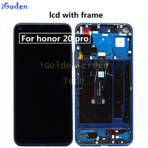 Image 4 - ต้นฉบับสำหรับ Huawei Honor 20 YAL L21 LCD Touch Screen Digitizer เปลี่ยนสำหรับ Huawei Honor 20 Pro YAL AL10 YAL L41 LCD