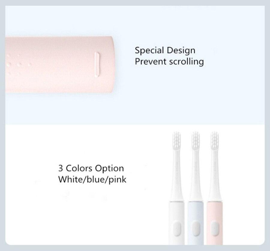 Xiaomi mijia sônica escova de dentes elétrica