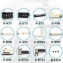 цена на 5PCS Air Pneumatic Cylinder Magnetic Reed Switch Sensor D-A93 Z73 C73 A54 CS1-G J H U F SMC SIZE M9N M9NV M9PV M9BV