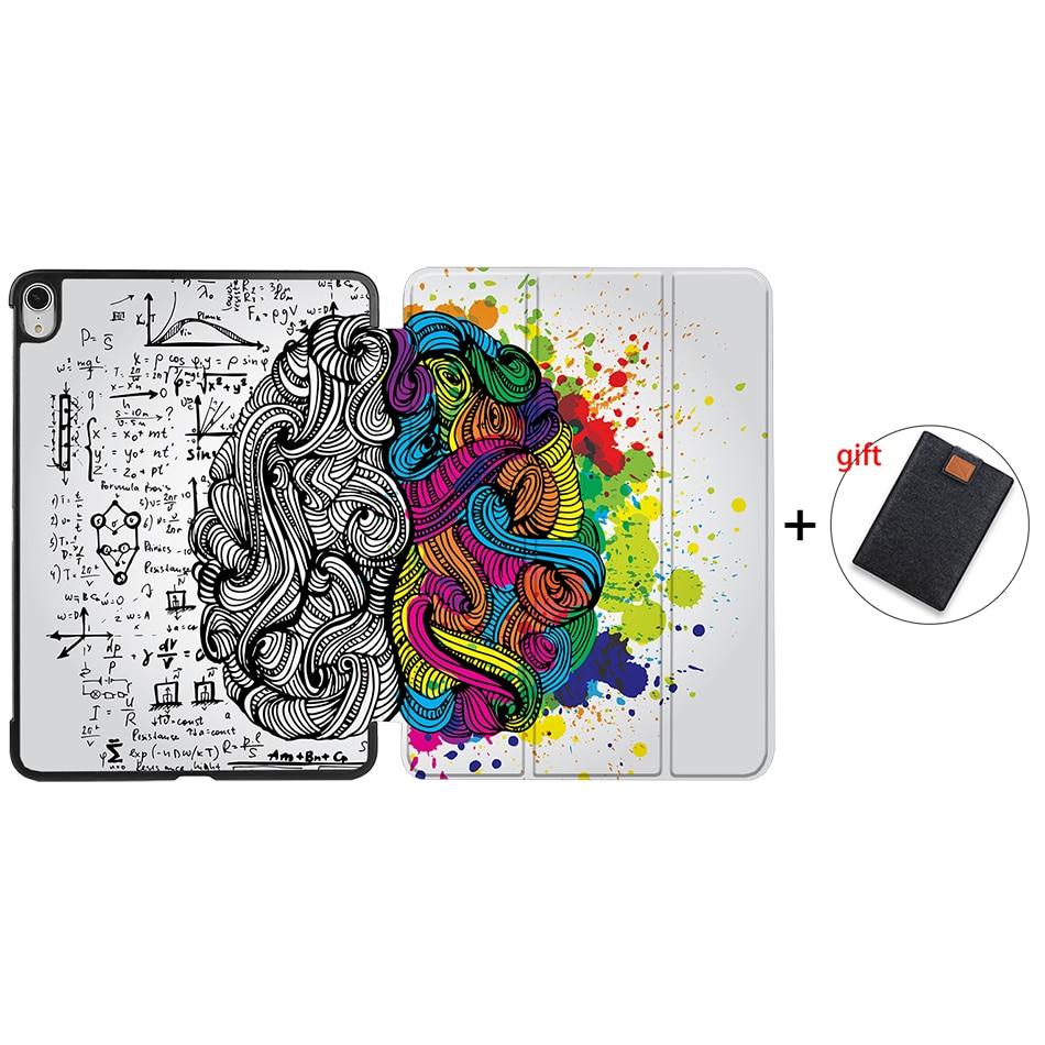 IP05 Green MTT Tablet Case For iPad Air 4th Generation 10 9 inch 2020 PU Leather Folio Flip