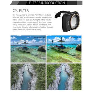 Image 5 - Filtro Obiettivo della fotocamera Filtro a Densità Neutra per DJI Mavic Mini Drone CPL ND ND/PL Drone Accessori Della Fotocamera