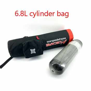 AC106004 Scuba Pcp Bag Balloon With Compressed Air Rifle 6.8L 4500Psi Carbon Fiber Tank Bag Underwater Gun Speargun Spearfishing - DISCOUNT ITEM  43% OFF All Category