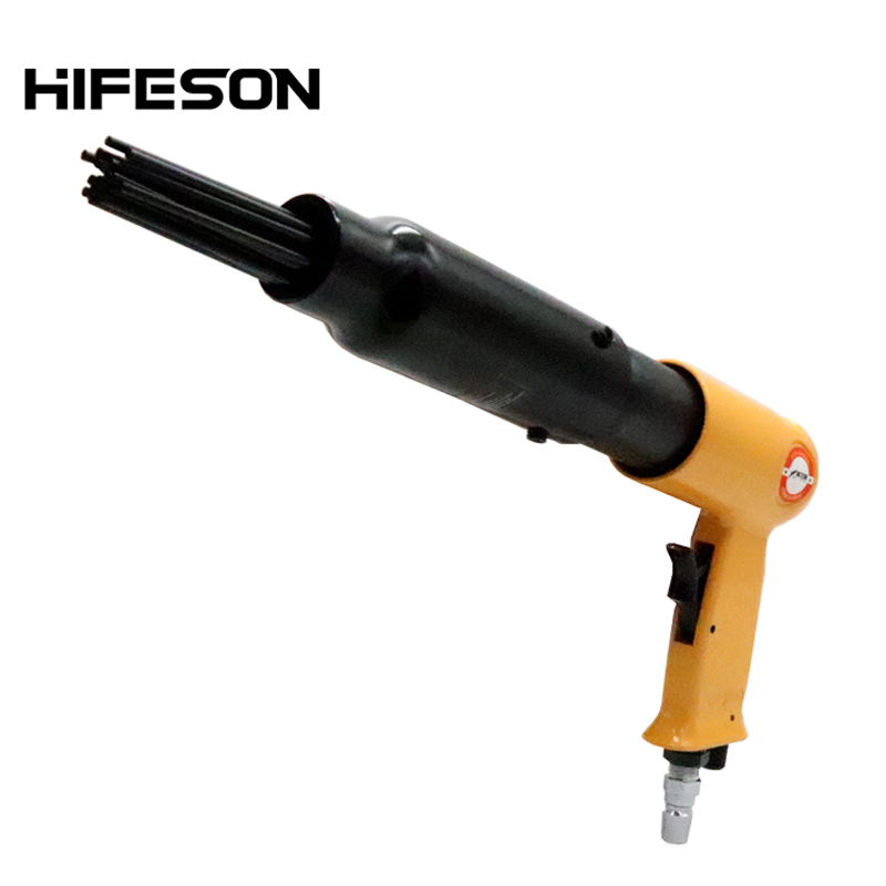 Pneumatic Air Needle Scalers Rust Removal Gun 190Y Air Hammer Small Rust Remover Tools