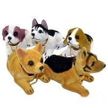 2019 Hot Sale Car Ornament Shaking Dog Nodding Doll Dashboard Interior Decoration Accessories Head Auto products