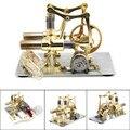 Balance Stirling motor miniatur modell dampf power technologie wissenschaftliche power generation experimentelle spielzeug