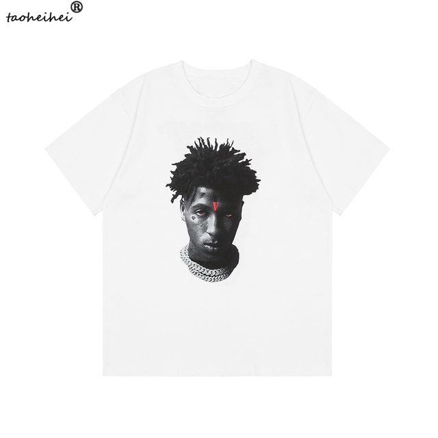 Vlone X YoungBoy Reaper's T-shirt 1