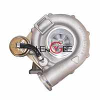 turbocharger for Iveco Truck Euro cargo turbo 99443287 53279706715 53279886715 99446017 98440516 for 8060.45.4400 Euro 2