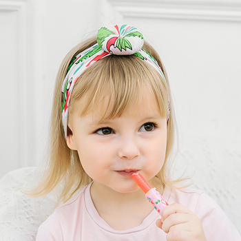 2pcs/lot Baby Dot Headband Soft Nylon Children Girls Hair Band Toddler Turban Headband Summer Style Headwear Hair Accessories 11pcs lot soft nylon headband for baby girl diy hair accessories elastic head band kids children fashion headwear baby turban