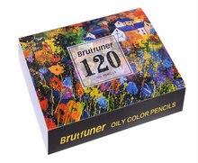 Ensemble De crayons De Couleur Pastel arc-en-ciel, 120 couleurs/boîte, pour dessin d'étudiant, crayons De Couleur pour l'école