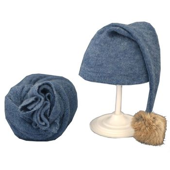 Newborn Photography Props Wraps Hats Set Fotografia Accessories Baby Photo Props newborn photography props mohair knit wraps backdrops set stretchy blanket for baby photo shoot accessories fotografia acessorio