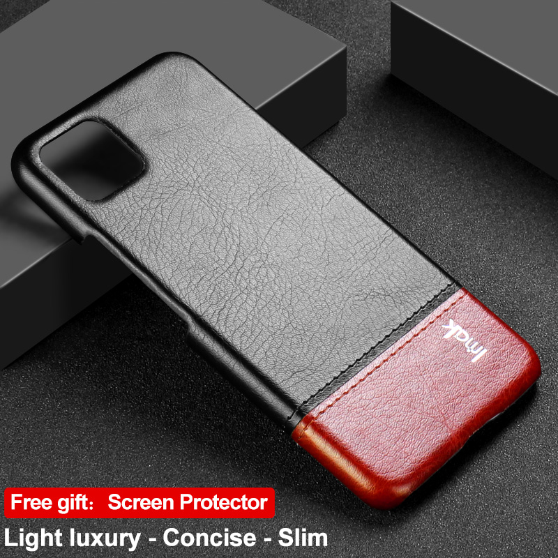 Leather Back Cover For Google Pixel 4 Case Pixel4 XL 4 Phone Case Concise Luxury Etui For Coque Pixel 4 XL Case 4XL XL4