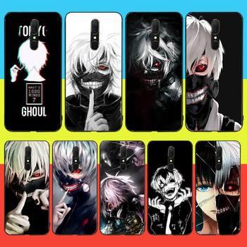 цена на PENGHUWAN Tokyo Ghoul Anime Kaneki Ken DIY Painted Bling Phone Case For Oppo A5 A9 2020 A11x A71 A73S A1K A83 case