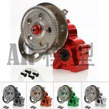 ENRON-ensemble de boîtes d'engrenages en métal, pour RC 1/10 1:10, camion à chenilles, Rock Cruiser, RGT EX86100, HSP 94180, 18024, nouveau