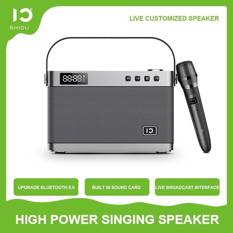 40 Вт беспроводной Bluetooth 5,0 динамик высокое качество для живой музыки инструменты Открытый домашний DSP HIFI портативный Бас Сабвуфер - 2