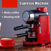MD 2005 0.24L 800W Semi automatic Espresso 5 Bar Pressure Steam Milk Bubble Maker Coffee Machine Electric Milk Frother