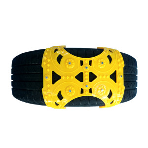 Image 5 - Car Tire Snow Chains TPU Thickening Universal Emergency Skid Chain Exterior Winter    Tyres Chains For Car SUV Truck Accessories