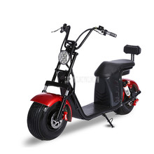Стиль 1500 Вт Электрический автомобиль амортизация защита от взлома двойное сиденье для взрослых Электрический скутер велосипед S11