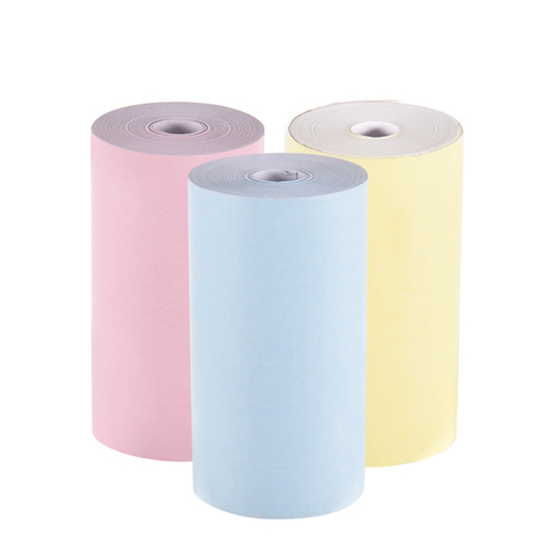 5 Rolls Thermal Paper Roll 57X30mm for PeriPage A6 Pocket Thermal Printer for PAPERANG P1 Mini Photo Printer