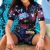2019 pro equipe triathlon terno feminino camisa de ciclismo skinsuit macacão maillot ciclismo ropa ciclismo conjunto rosa almofada gel 9