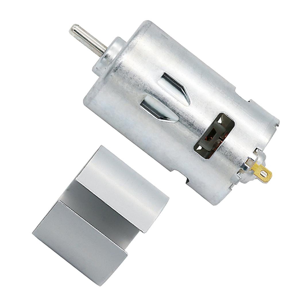 12V 100W 12000RPM 775 Motor High Speed Large Torque Singal Ball Power Supply
