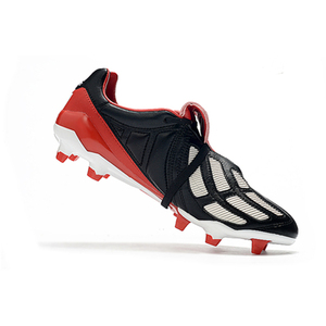 New Release Men PREDATOR MANIA FG Football Boots Low Ankle Soccer Shoes,Free Shipping