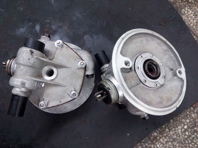 Image 2 - ZSDTRP Ural CJ K750 retro motorcycle rear wheel hub assembly used at Ural M72 case For BMW R50 R1 R12 R 71Rims   -