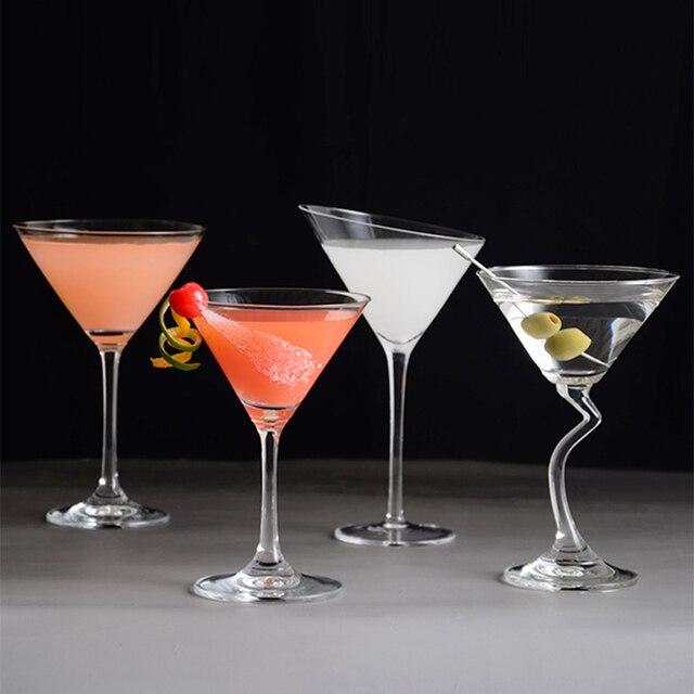 Tasse de Cocktail en verre bière jus de bière | Verre à whisky Boron, coupe à vin avec bar à boire, boîte de nuit, Halloween, mariage