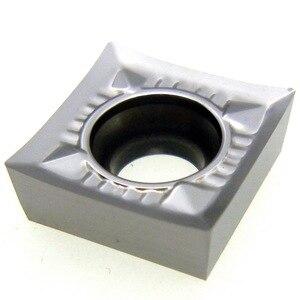 Image 4 - MZG SCGT 120404Z ZPW10 Chato Transformando Pastilhas De Metal Duro de Corte Torno CNC para o Processamento de Alumínio Toolholders SSBCR
