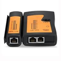 OULLX RJ45 Kabel lan tester Netzwerk Kabel Tester RJ45 RJ11 RJ12 CAT5 UTP LAN Kabel Tester Networking Tool netzwerk Reparatur-in Networking-Tools aus Computer und Büro bei