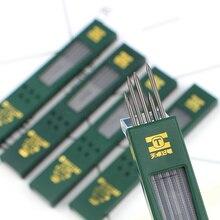 10pcs/box 2mm 2B HB Black 2.0mm Mechanical Pencil Lead Refill 120mm free shipping free shipping e74ha2 2b h old module