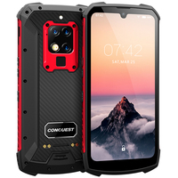 CONQUEST S16 8GB 256GB 48mp shockproof Mobile Phone 6.3