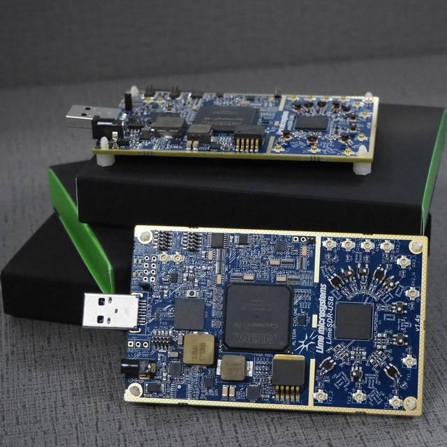 Limesdr software definido transceptor de rádio limesdr placa de desenvolvimento usb