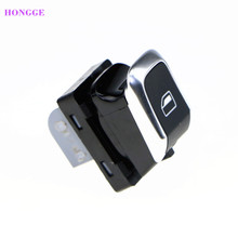 HONGGE New Chrome Window Glass Control Lifter Switch Replace Part For A4 A5 S4 Q5 RS7 RSQ3 RS6 Q3 A6 A8 8KD 959 855 A 4GD959855 audi q3 rsq3 page 1