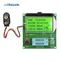 GM328A транзистор прибор для замера, измеритель емкости ESR метр LCR \ RLC \ PWM \ ESR метр MOS/PNP/NPN V2PO 1 МГц-2 МГц
