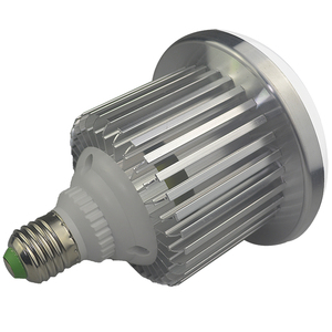 Image 4 - 95W 100 245V E27 ampul fotoğraf LED Video işığı sıcak lamba bi renk 3200K 5500K + uzaktan kumanda stüdyo Softbox Video
