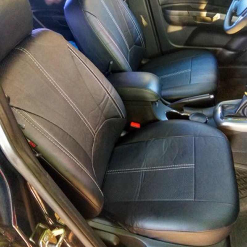 Gran oferta 9 Uds. Y 4 Uds. Fundas universales para asientos de coche de cuero PU para regalo fundas de asiento de automóvil aptas para la mayoría de los asientos de coche