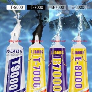 Клей стеклянная рамка для экрана клей T7000 B7000 E8000 для Мобильный телефон ремонт планшета клей супер герметик клей