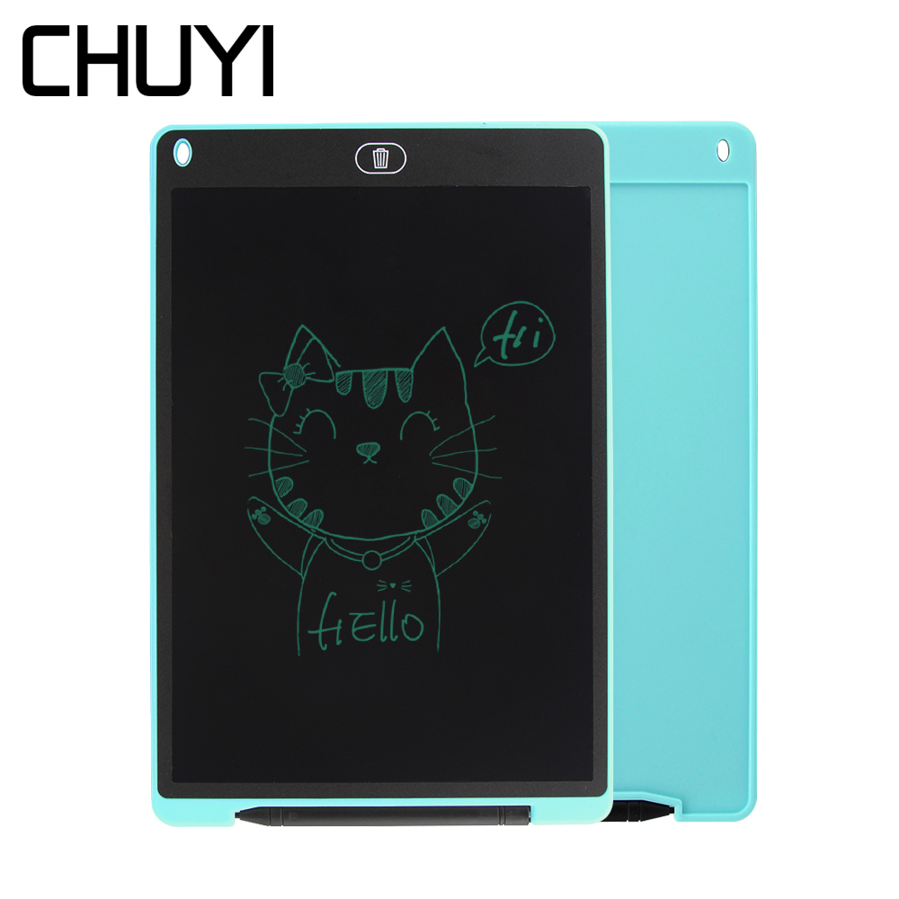 """12/"""" inch Digital LCD Electronic Writing Tablet Drawing Boards Handwriting Pad"""