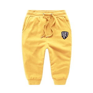 Image 4 - Autumn winter Boys Pants Cotton Warm teen Clothes Party Toddler Comfortable Soft Trousers For Children Kids Costume leggings