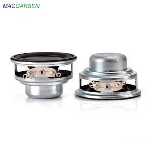 Image 2 - 2pcs 40mm Full Range Speaker 1.5inch 3W 5W 4 8 ohm HiFi Rubber Side Speakers DIY Portable Bluetooth Speaker Mini Music Speakers