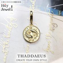Colgante de Piscis con signo del zodiaco para mujer y hombre, accesorios de joyería de plata de ley 925, regalo de estrella para mujer, pulsera para fiesta