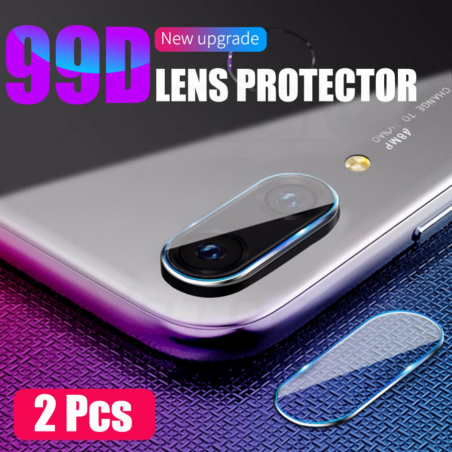 <font><b>2</b></font> Pcs Back Camera Lens Tempered Glass For Xiaomi Redmi 7 7A S2 <font><b>6</b></font> 6A <font><b>5</b></font> Plus Screen Protector Redmi Note 7 <font><b>5</b></font> <font><b>6</b></font> Pro Protection Film image