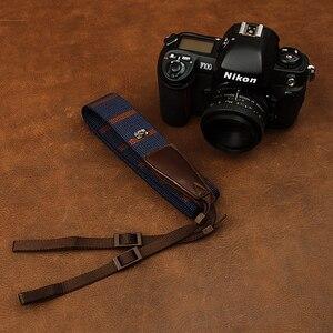 Image 4 - CAM in 8196 ดิจิตอล SLR สบายผ้าฝ้ายกล้อง lanyard สำหรับ Nikon Sony Canon และกล้องอื่นๆ
