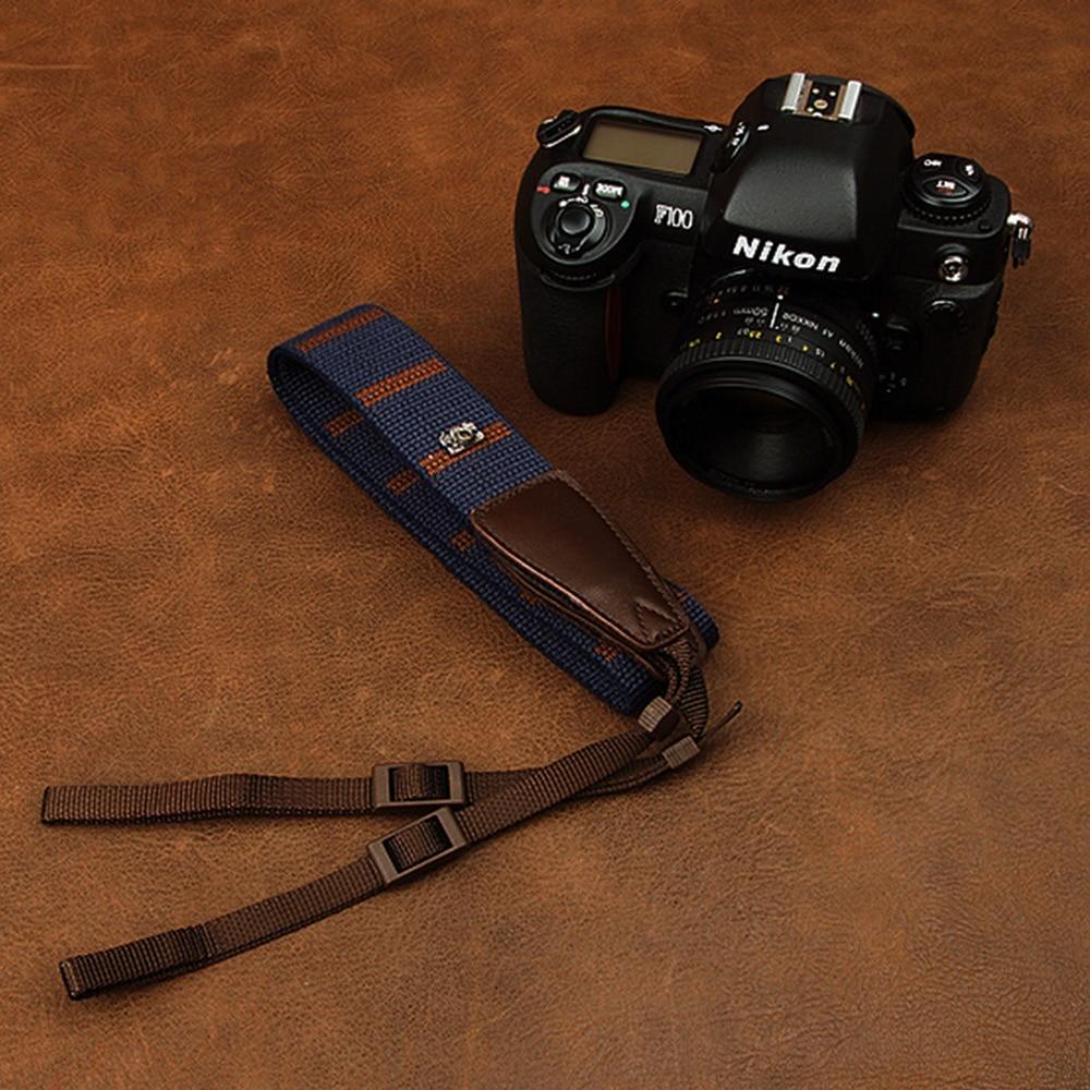 Купить ремешок для цифровой зеркальной камеры cam in 8196 удобный хлопковый