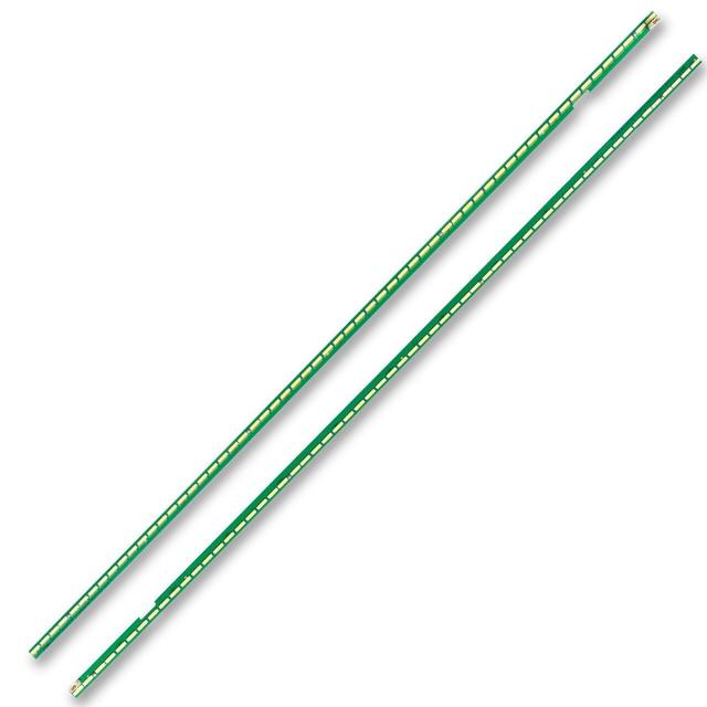 Новый комплект 2 шт. 60 светодиодов 602 мм Светодиодная лента для подсветки LG 55UF6450 55UH6150 55UF6430 6916L2318A 6916L2319A 6922L 0159A LC550EGE