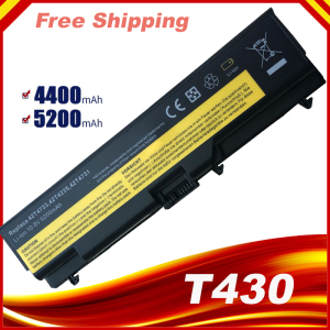 Battery for LENOVO ThinkPad L430 L530 T430 T430I T530 T530I W530I W530